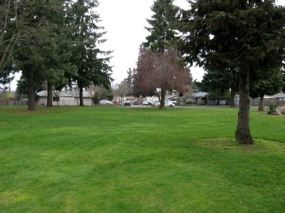 Portland Adventist Elementary School, Main course, Hole 3 Tee pad