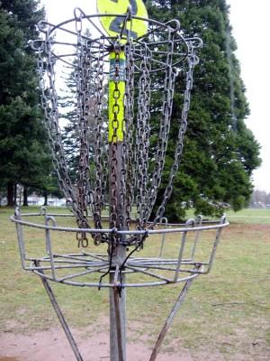 Rockwood Central Park, Main course, Hole 2 Putt