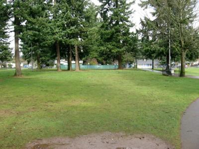 Rockwood Central Park, Main course, Hole 7
