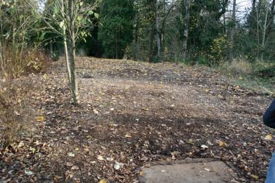 Orchard Park, Main course, Hole 7 Tee pad