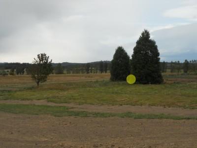 Western Oregon University, Main course, Hole 1 Tee pad