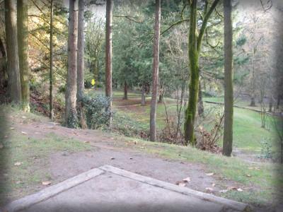 Herbert Hoover Park, Main course, Hole 5