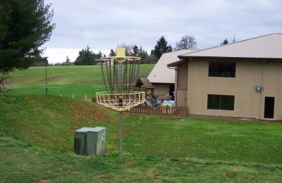 Portland Lunchtime DGC, Main course, Hole 3 Putt