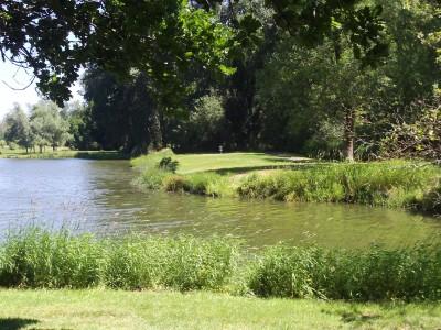 Trojan Park, Main course, Hole 12 Tee pad