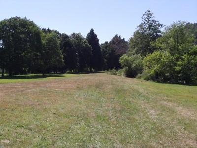 Trojan Park, Main course, Hole 5 Tee pad