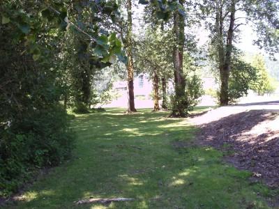 Trojan Park, Main course, Hole 17 Tee pad