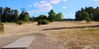 Cascades Gateway, Main course, Hole 6 Tee pad