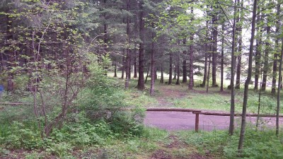Camp Dakota, Main course, Hole 16 Long approach