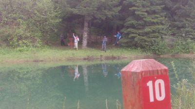 Camp Dakota, Main course, Hole 10