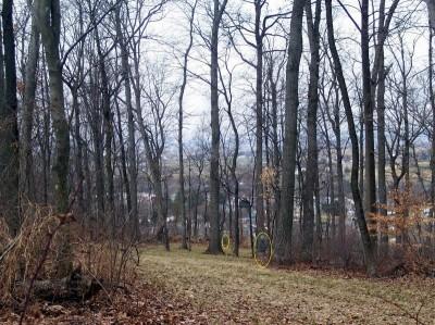 Roland Park, Main course, Hole 23 Midrange approach