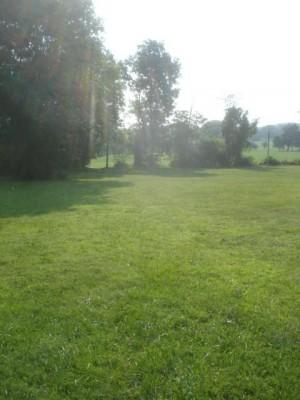 Roland Park, Main course, Hole 5 Tee pad