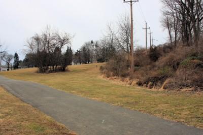 Hacketts Park, Main course, Hole 4