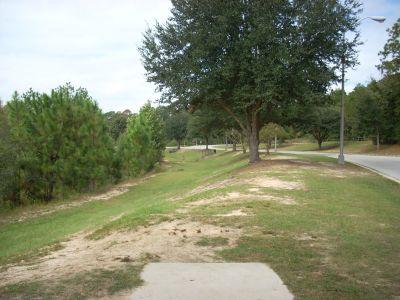 University of South Alabama, Main course, Hole 14