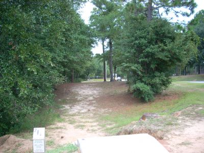 University of South Alabama, Main course, Hole 2 Tee pad