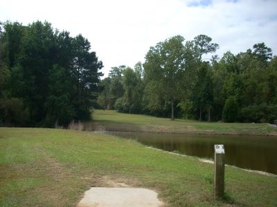 University of South Alabama, Main course, Hole 16