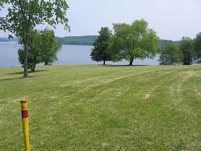 Codorus State Park, Red course, Hole 5 Long tee pad