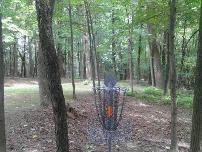 IUP College Lodge, Main course, Hole 12 Reverse (back up the fairway)