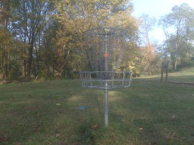 Anson B. Nixon Park, Main course, Hole 14 Reverse (back up the fairway)