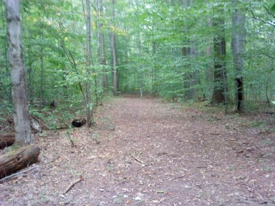 Mercer / Grove City KOA, Main course, Hole 13 Midrange approach