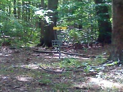 Mercer / Grove City KOA, Main course, Hole 12 Putt