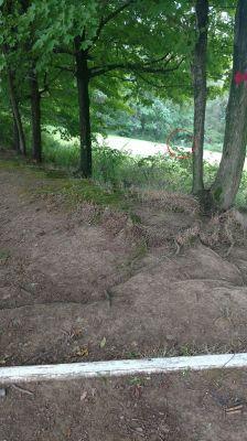 Monroeville Park, Main course, Hole 2 Tee pad