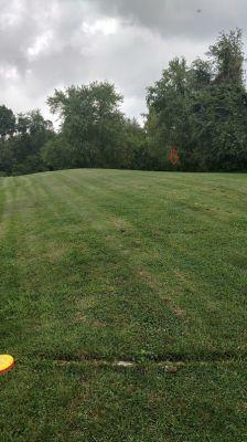 Monroeville Park, Main course, Hole 4 Tee pad