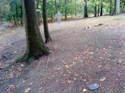 Schenley Park, Main course, Hole 12 Putt