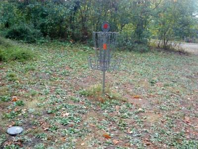 Schenley Park, Main course, Hole 9 Putt