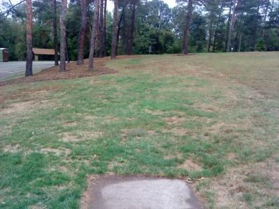 Schenley Park, Main course, Hole 3 Short tee pad