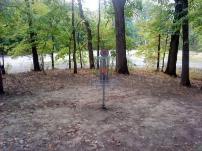 Schenley Park, Main course, Hole 11 Putt