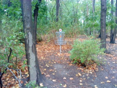 Schenley Park, Main course, Hole 6 Putt