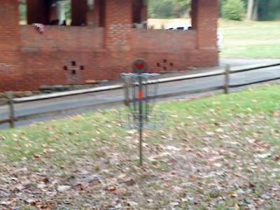 Schenley Park, Main course, Hole 14 Putt