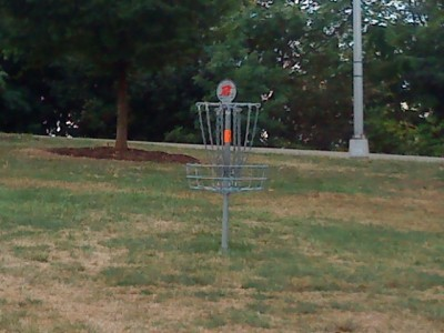 Schenley Park, Main course, Hole 2 Putt