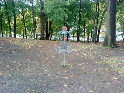 Schenley Park, Main course, Hole 10 Putt