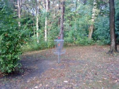 Schenley Park, Main course, Hole 7 Putt