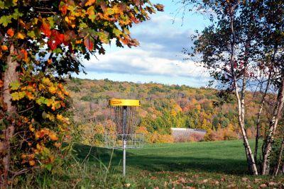 Prompton Lake, Main course, Hole 9 Putt