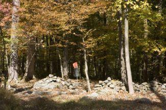 Nockamixon State Park, Main course, Hole 10 Midrange approach