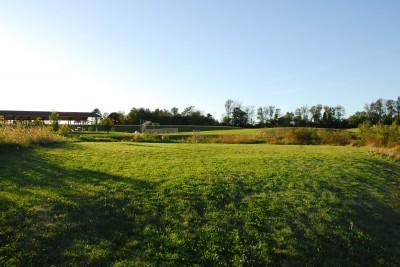 Circleville Park, Main course, Hole 2 Midrange approach