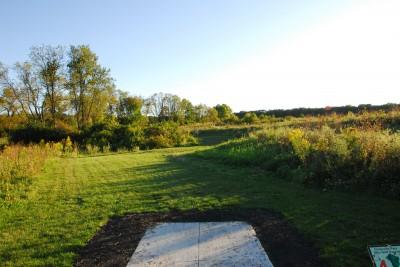Circleville Park, Main course, Hole 4 Tee pad