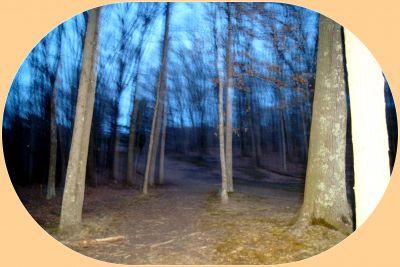 Deer Lakes Park, Main course, Hole 16 Midrange approach