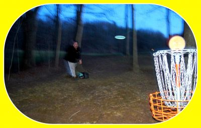 Deer Lakes Park, Main course, Hole 18 Putt