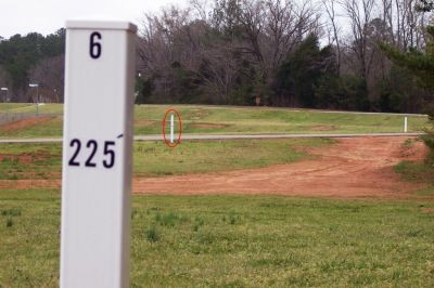 University of Montevallo, Main course, Hole 6 Tee pad