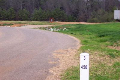 University of Montevallo, Main course, Hole 3 Tee pad