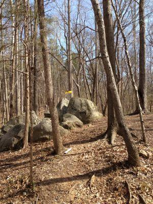Renaissance Park, Main course, Hole 16 Midrange approach