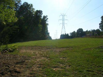 Johnson Street Park, Main course, Hole 13 Middle tee pad
