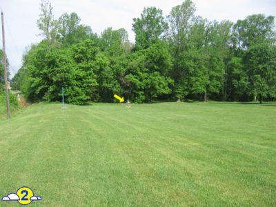 Kelsey Scott Park, Main course, Hole 2 Short tee pad