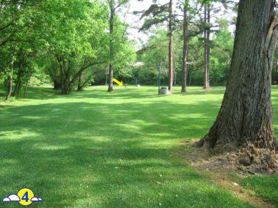 Kelsey Scott Park, Main course, Hole 4 Short tee pad