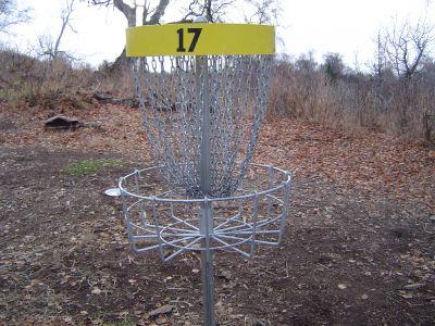 Kincaid Park, Main course, Hole 17 Putt