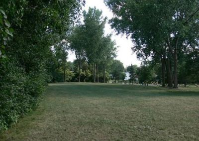 Alimagnet Lake Park, Main course, Hole 3