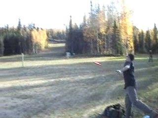 Birch Hill, Main course, Hole 1 Short approach